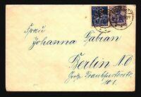 Germany 1922 Cover / Schniebus CDS - Z15679