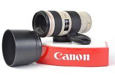 Canon EF 70-200mm f/4 L IS USM Zoom Lens #C09555