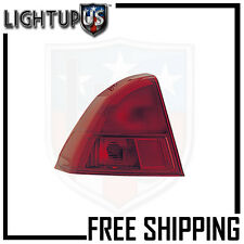 Fits 01-02 HONDA CIVIC TAIL LIGHT/LAMP  Driver Side (Left Only)