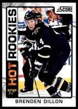 2012-13 Score Hot Rookies Brenden Dillon #542