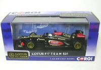 Lotus F1 Team E21 No.8 Romain Grosjean Formula 1 2013