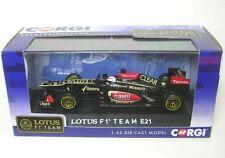 Corgi CC56802 Lotus F1 Team E21 2013 Race Car Romain Grosjean Scale 1 43