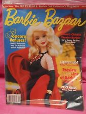 Barbie Bazarr .The Barbie Doll Collector'S Magazine.April 2000