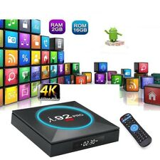 Smart TV Box I92 2/16GB Android 6.0 Quad Core 4K HD Media Player Mini PC Movies