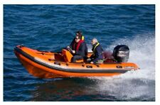 Vanguard DR 400 & 40hp 4-Stroke Mercury RIB Rescue Safety Boat