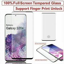 For Samsung Galaxy S20 S20+ Plus/Ultra 5G Curved Tempered Glass Screen Protector