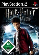 Harry Potter und der Halbblutprinz The Half Blood Prince PS2-PAL Lang. Allemand