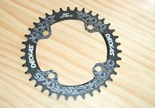 Circle 38T chainring narrow wide NW teeth 104BCD single speed for Shimano Sram