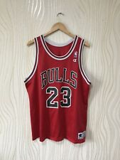 CHICAGO BULLS CHAMPION SCOTTIE PIPEN #33 NBA BASKETBALL MENS 44 VINTAGE