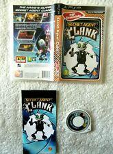 37303 Secret Agent Clank - Sony PSP (2008) UCES 00942/E