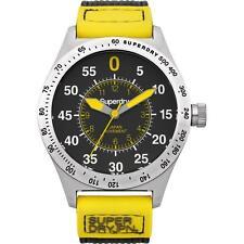 Superdry Mens Watch - SYG122Y. BNWT. **Grab a Bargain.  RRP£79.99