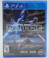 Star Wars: Battlefront 2 II Game Blu-Ray Disc PS4 (Sony PlayStation)