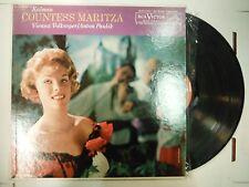 33 RPM Vinyl Kalman Countess Maritza Kalman RCA Victor LM-2406 122314KME