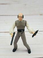 Star Wars POTF2 Lobot Complete Loose Action Figure Toy