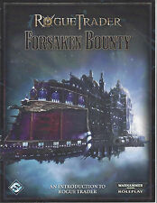Rogue Trader  Forsaken Bounty SC  Adventure  NEW  WARHAMMER 40K