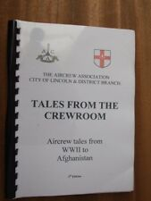 Tales from the Crewroom; Aircrew Tales from WWII to Afghanistan - Parker