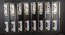 8 X CT102472BB1339 Crucial 8GB, 240-pin DIMM, DDR3 PC3-10600R Memory Modules