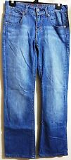 LEVI STRAUSS 460 Low Bootcut LEVI'S JEANS Womens Size 7 L32 Pre-Owned Levis