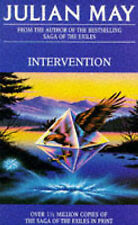 Intervention, Julian May | Paperback Book | Acceptable | 9780330303095