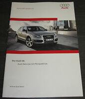 Technische Information Audi Q5 Produkt Information Stand 07/2008 Quattro