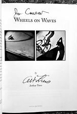 PERSONALIZED ARTHUR TRESS: PORTFOLIO (LensWork 57) WHEELS ON WAVES SKATEBOARDERS