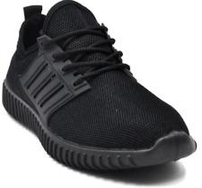 Tanggo Leo Fashion Sneakers Men's Rubber Shoes (black) - Size 44#crazyboss