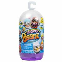 Mighty Beanz ~ Slam Pack ~ Includes 8 Beanz