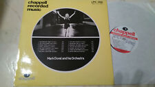 LIBRARY CHAPPELL MARK DUVAL AND HIS ORCHESTRA *RARE 60s VINYL LP LPC1058*