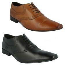Chaussures habillées noirs Base London pour homme