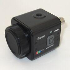 """Genwac Watec GW-231S WAT-231S 1/3"""" CCD Ultra Compact Color Camera - US Seller"""