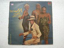 BONEY M LOVE FOR SALE polydor RARE LP RECORD vinyl  INDIA INDIAN VG+