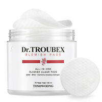 [TOSOWOONG] Dr. Troubex Blemish Pad (70pcs in a box)