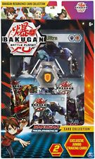 Bakugan DELUXE BATTLE BRAWLERS CARD COLLECTION with Jumbo Foil Ultra Card RANDOM