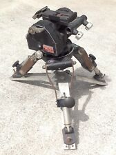 O'Connor  Model 30 Fluid Head with Table top Tripod
