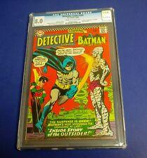 Detective Comics #356 CGC 8.0 Batman Robin October 1966 DC Comics