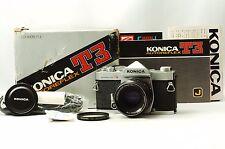 @ Ship in 24 Hrs! @ Beautiful Mint! @ Konica Autoreflex T3 Hexanon AR 52mm f1.8
