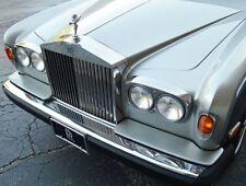 4x Scheinwerfer Rolls Royce Corniche Silver Shadow Umrüstung US EU Umrüst Set H4