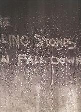 "THE ROLLING STONES ""Rain Fall Down"" 12"" Vinyl Promo RARE"
