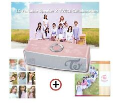 Twice Limited Edition LG Bluetooth Speaker With PhotoBook CD(Music) & PhotoCard
