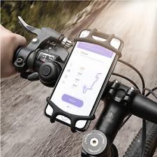 Bike Phone Mount Universal Adjustable Silicone Bicycle Phone Holder