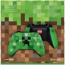 Microsoft WL3-00056 Xbox Wireless Controller - Minecraft Creeper