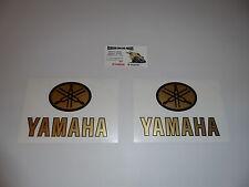 XS 650  YAMAHA CAFE RACER  EMBLEMES COMPATIBLE / DECAL FUEL TANK/  AUFKLEBER