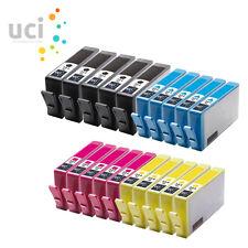 20 UCI® Ink Cartridge fits for HP 364XL DeskJet 3522 3524 Officejet 4610 4620