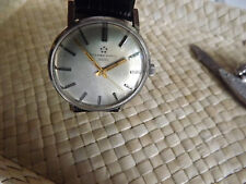 "Vintage Men's Eterna-Matic ""1000"" Stainless Watch"
