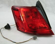 2015 FORD TAURUS LH LEFT DRIVERS SIDE TAIL LIGHT POLICE PREPPED GENUINE OEM