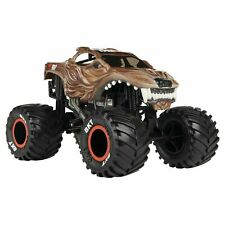 Monster Jam Wolfs Head Motor Oil Truck True Metal 1 24