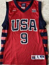 Reebok LeBron James Team USA Olympics Youth Small S Jersey