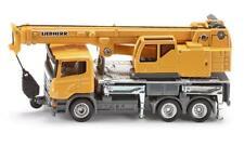 SIKU Super 1859 Telescopic Crane Truck Model Toy Diecast 1 87