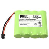 HQRP 4.8V Battery for DSC WS4920HE WTK5504 Security System BATT2148V 17000153
