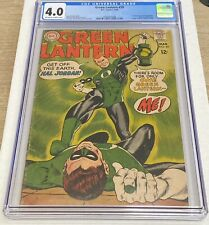 Green Lantern #59 CGC 4.0 - 1st appearance of Guy Gardner to star in HBO Max